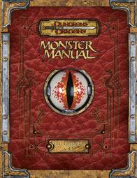 D&D 3.5 - Monster Manual Premium Edition