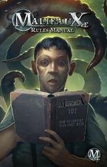 Malifaux 2E: 2nd Edition Rules Manual (mini)