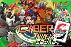 Cyber Ninja Squad Booster Box