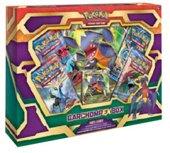 Pokemon Garchomp EX Box