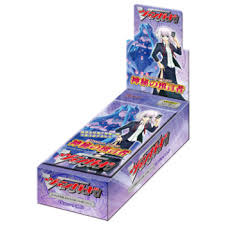 Cardfight!! Vanguard VGE-EB07 Mystical Magus Booster Box