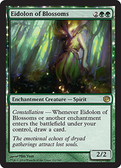 Eidolon of Blossoms - Foil on Channel Fireball