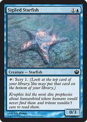 Sigiled Starfish - Foil