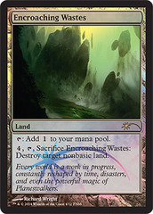 Encroaching Wastes - Apr 2014 Foil