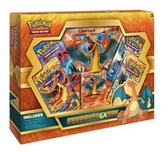 Pokemon Charizard EX Box 2014