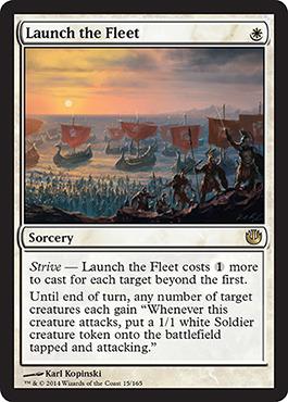 Launch the Fleet - Foil