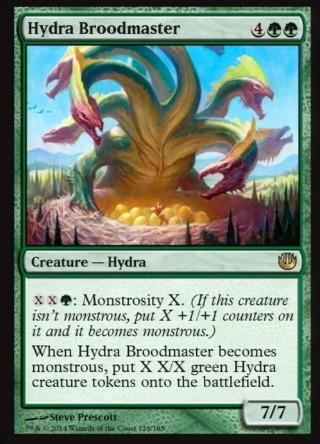Hydra Broodmaster - Foil