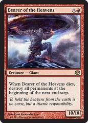 Bearer of the Heavens - Foil on Channel Fireball