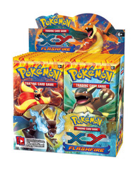 Pokemon XY2 Flashfire Booster Box