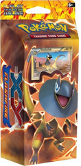 XY Flashfire - Heliolisk Theme Deck