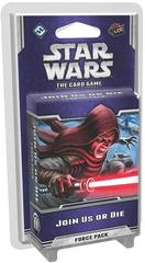 Star Wars: The Card Game Force Pack - Join Us or Die