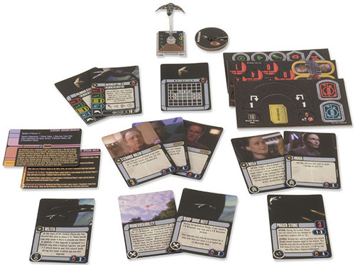 Star Trek: Attack Wing  Interceptor Five Expansion Pack