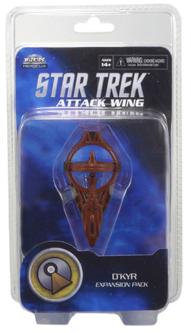 Star Trek: Attack Wing  DKyr Expansion Pack