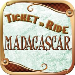 Madagascar (fan expansion to Ticket to Ride)