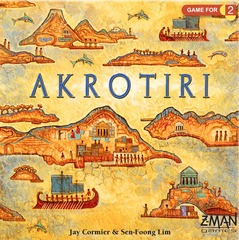 Akrotiri: Revised Edition
