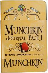 Munchkin Journal Pack 1