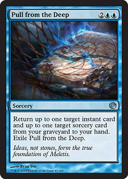 Pull from the Deep