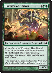 Humbler of Mortals - Foil
