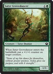 Satyr Grovedancer - Foil