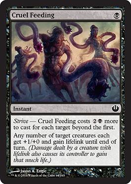 Cruel Feeding - Foil