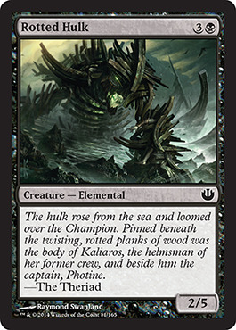 Rotted Hulk - Foil