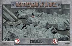 Battlefield in a Box - Gothic: Craters BB559
