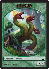 Hydra Token on Channel Fireball