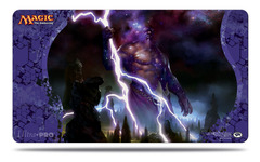Ultra Pro Journey into Nyx Playmat - Keranos, God of Storms