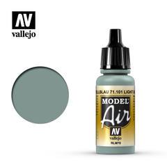 Vallejo Model Air - Acrylic Blue RLM78 - VAL71101 - 17ml