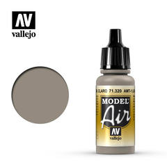 Vallejo Model Air - AMT-1 Light Grey Brown - VAL71320 - 17ml
