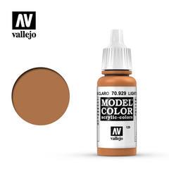 Vallejo Model Color - Light Brown - VAL70929 - 17ml