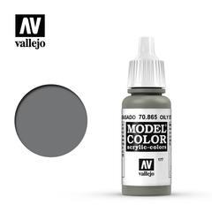 VAL70865 Vallejo Model Color Oily Steel 17ml (177)