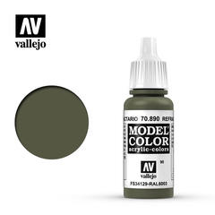 VAL70890 Vallejo Model Color Refractive Green 17ml (090)