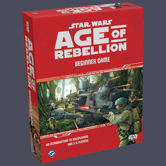 Star Wars Age of Rebellion (Beginner Game)