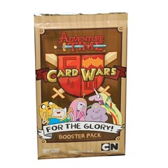 Adventure Time: Card Wars For The Glory! Booster Pack