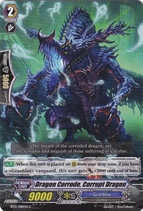 Dragon Corrode, Corrupt Dragon - BT13/085EN - C