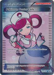 Pokemon Center Lady - 105/106 - Full Art