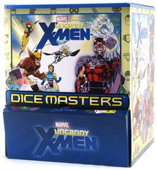 Marvel Dice Masters: The Uncanny X-Men Dice Building Game 90 Count Gravity Feed Display