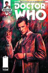 Doctor Who 11 Th #1 Reg Zhang