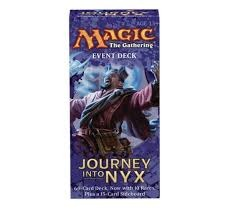 MTG Journey Into Nyx Event Deck: