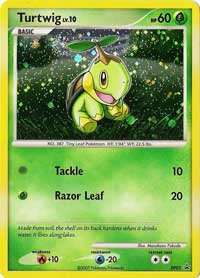 Turtwig – DP01 – Promotional