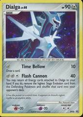 Dialga - DP26 - Promotional