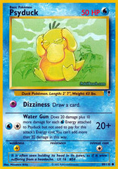 Psyduck - 88/110 - Common - Reverse Holo