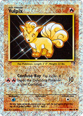 Vulpix - 98/110 - Common - Reverse Holo