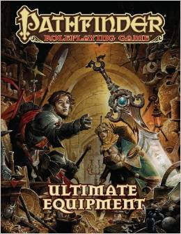 Pathfinder Roleplaying Game: Ultimate Equipment (Hardcover)