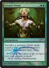 Greater Good - Judge Foil