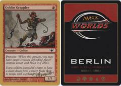 Goblin Grappler - Wolfgang Eder - 2003