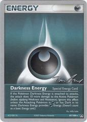 Darkness Energy - 87/108 - Tom Roos - WCS 2007