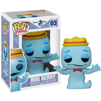 Ad Icons Series - #03 - Boo Berry