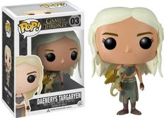 #03 - Daenerys Targaryen w/ Golden Dragon [Barnes & Noble Exclusive]